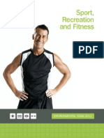 Service Skills Australia - Sport, Recreation and Recreation - Environmental Scan 2012