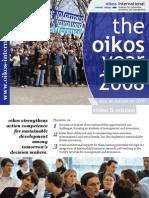 Oikos Annual Report 2008 Web