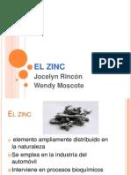 Diapositivas ZINC