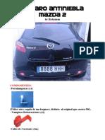 2º antiniebla Mazda2 - by Richyman