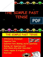 7-Simple Past (1)PPT