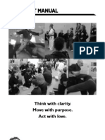 Bushido Martial Arts Green Belt Manual by Bushido Martial Arts