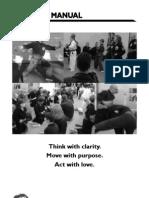 Bushido Martial Arts Blue Belt Manual by Bushido Martial Arts
