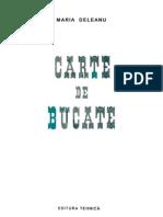 Maria Deleanu Carte de Bucate