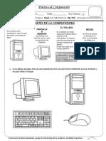 Computación - Primaria 1º - Práctica 1