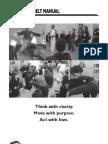 Bushido Martial Arts 2nd Brown Belt Manual by Bushido