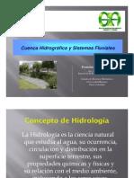 Clase 2.Cuenca Hidrográfica-sistemas Fluviales