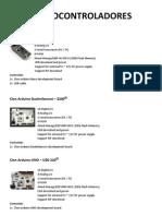 Lista Componentes
