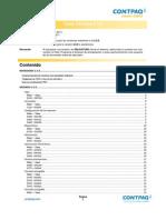 Carta Tecnica CTiPV 210
