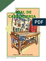 Manual de Carpinteria- Por Francisco Aiello M