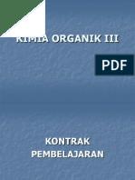 Kontrakk Pembelaj Kimia Organik III 2011