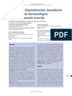 Articulo Xerostomia
