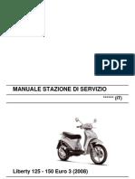 Piaggio Liberty 125 - 150 Euro3 MY 2008 (EN)