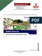 Proceso de Datos en El GNNS Solutions