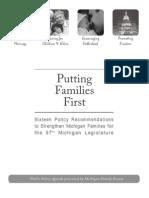 Legislative Agenda 2012-2013