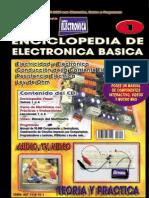 Enciclopedia de Electronica Basica - Tomo 1.pdf