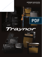 Traynor Instrument Catalog