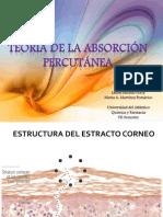 expocición teoria de la absorcion percutanea (1)