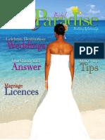 Sun Paradise Bridal Issue#1