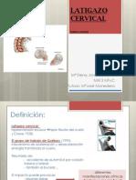 Latigazo Cervical Sesic3b3n Centro de Salud