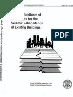 Fema_172(Manual de Tecnicas Para Rehabilitacion Sismica de Edificios Existentes)