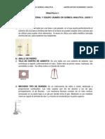 Practicas de Quimica Analitica