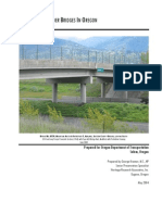 SBG Bridges in Oregon