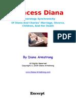 Princess Diana Numerology Synchrnonicity