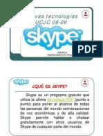 Nuevas Tecnologias UCJC 08-09