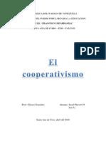 Que Es El Cooperativism1