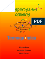 Revista Peripécias da Química Termoquímica