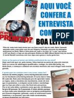 Jornal Mundo Universitário - Edição 10 - Entrevista completa com MÁRIO YAMASAKI