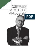 Congreso Derecho Procesal-ICDP-Cartagena 2012 (1)