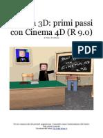 manuale cinema 4d Fabio Fredduzzi