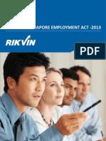Pdf act singapore employment