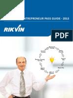 Singapore Entrepreneur Pass Guide 2013
