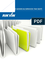 Singapore Goods & Services Tax Guide 2013