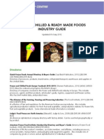 Frozen Chilled and Ready Made Foods Industry Guide