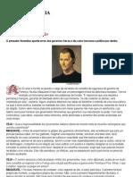Maquiavel Veja