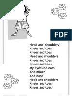Head & Shoulders Song