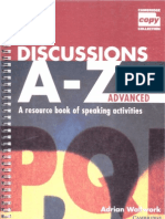 Discussions a Z Advanced
