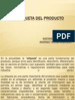 Etiquetas Del Producto