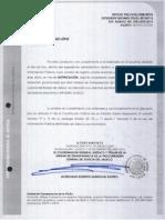 Averiguaciones vs Funcionarios PGJ