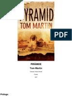 Tom Martin - Pirâmide