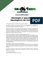 El Aparato Ideologico, Althusser, Louis.