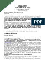 Guai Tav in Pillole - Stralcio 26 - Danno erariale ipotizzato a carico di Regione Toscana e Ministero dell'Ambiente