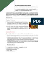 Clase técnica de glaseo, información y recetas.