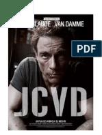 JCVD, El héroe de Acción Se Mira Al Espejo
