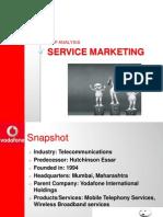 Vodafone Services Mktg