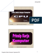 PPT 03 Arkom Organisasi CPU Tambahan